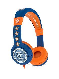 wwe-wwe-stars-john-cena-design-wired-headphones-with-safe-sound-limiter