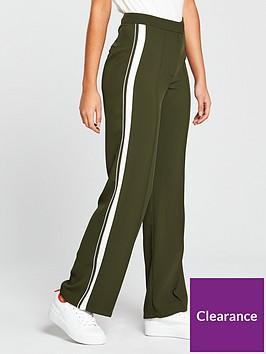 river-island-river-island-side-stripe-wide-leg-trousers--khaki