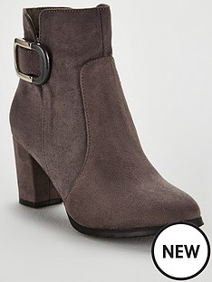 wallis-amisha-large-buckle-ankle-boot-greynbsp