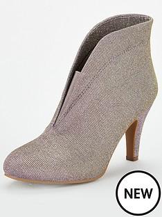 wallis-amuse-v-cut-elastic-gusset-ankle-boot-multi