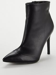 wallis-straight-cut-pointed-ankle-boot