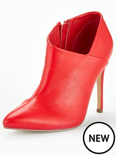 wallis-constance-high-heel-pointed-boot-red