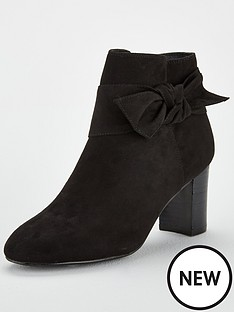 wallis-adore-side-bow-ankle-boot-black