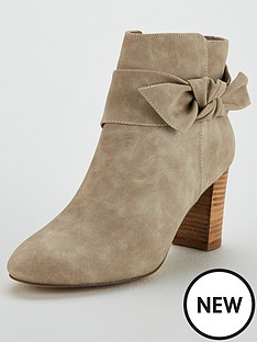 wallis-adore-side-bow-ankle-boot-grey