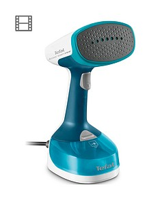 tefal-dt7050-access-minute-dual-voltage-garment-steamer--nbsppreppy-blue