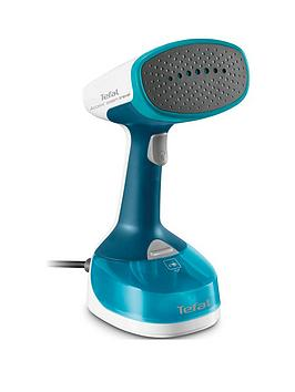 Tefal Tefal Dt7050 Access Minute Dual Voltage Garment Steamer - Preppy Blue Picture