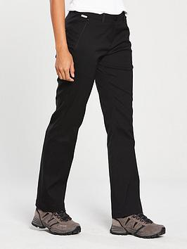 Craghoppers Craghoppers Kiwi Pro Ii Walking Trousers - Black Picture