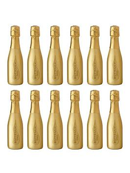 Very Bottega Gold Prosecco - 12 X 200Ml Bottles Picture