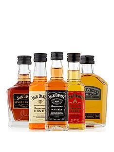 jack-daniels-extended-family-pack-5x-5cl-bottles