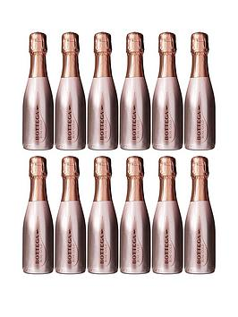 Very Bottega Rose Prosecco - 12 X 200Ml Bottles Picture