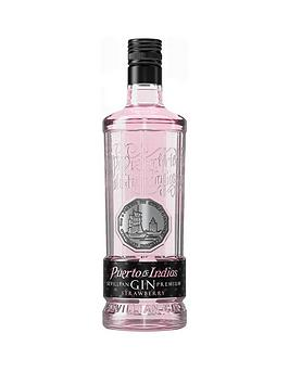 Very Puerto De Indias Strawberry Gin 70Cl Picture