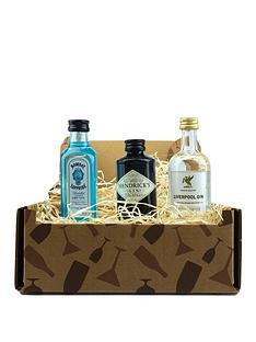 miniture-gin-trio-in-gift-a-giftbox-bombay-sapphire-hendricks-and-liverpool-original