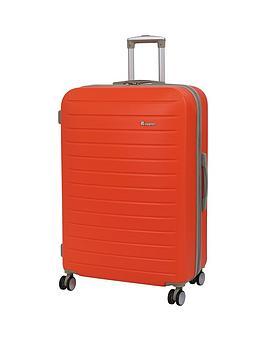 it-luggage-legion-8-wheel-hard-shell-single-expander-large-case