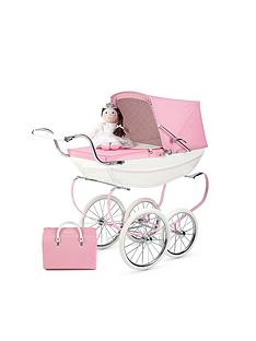 silver-cross-princess-dolls-pram-with-optional-personalisation
