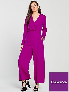 warehouse-pleat-wrap-jumpsuit