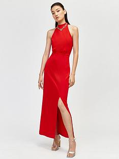warehouse-slinky-maxi-dress