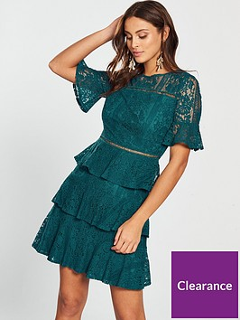 girls-on-film-lace-tiered-dress-teal-green