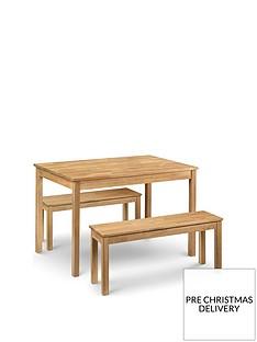 julian-bowen-coxmoor-118-cm-solid-oak-dining-table-2-benches