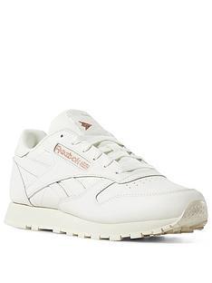 Reebok Classic Leather - Cream White 92a305c48