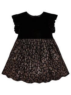 mini-v-by-very-girls-animal-glitter-velour-dress-multi-coloured
