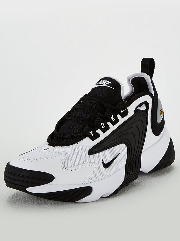 many fashionable classic fit best sale Nike Zoom 2K - Black/White