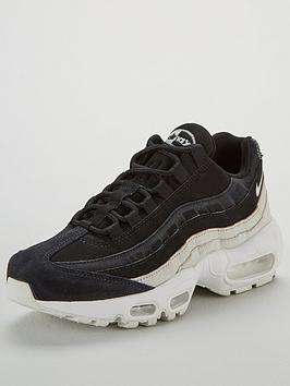 low priced dff15 aec1d Nike Air Max 95 Premium - Black