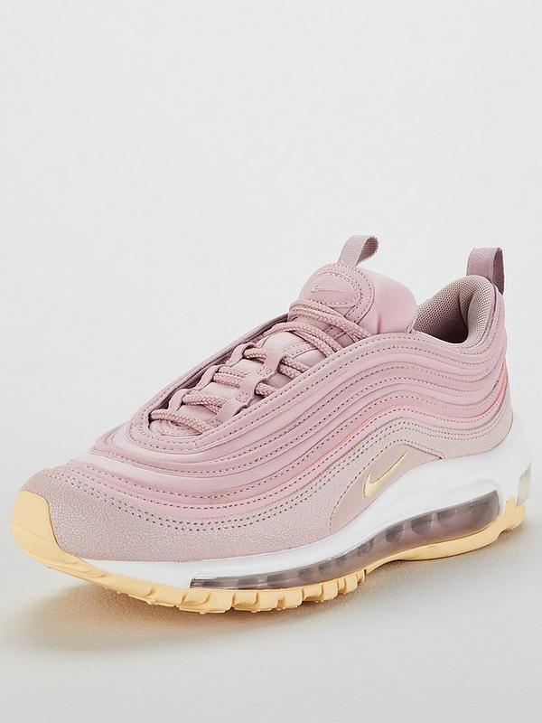 newest 476cf babc2 Air Max 97 Premium - Pink/White