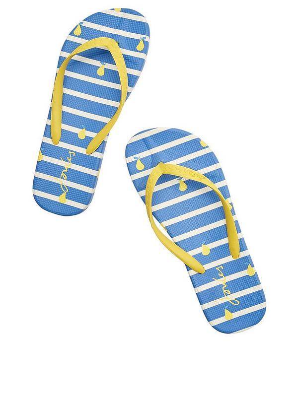 reasonably priced clearance prices choose authentic Flip Flops - Blue Pear Stripe