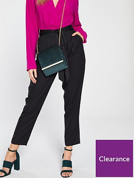 oasis-satin-back-crepe-tapered-trousers