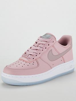 watch 17a2e 4a41a Nike Air Force 1  07 Essential - Pink White