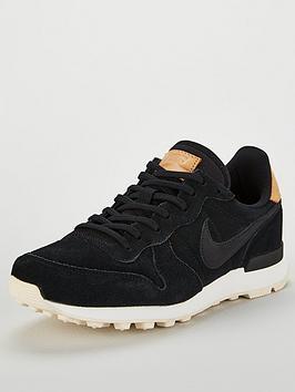 1da3117d5ebf Nike Internationalist Premium - Black Cream