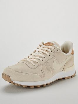hot sale online 69f56 24ac4 Nike Internationalist Premium - Cream White