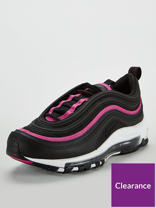 huge discount new products look for Air Max 97 Lux - Black/Pink