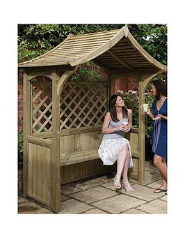 Rowlinson Rowlinson Party Arbour Picture