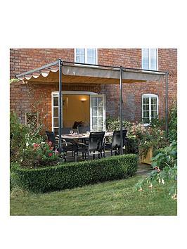 rowlinson-st-tropeznbspretractable-garden-canopy-270-x-330-x-300-cm