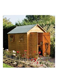 rowlinson-8-x-6ft-premier-shed