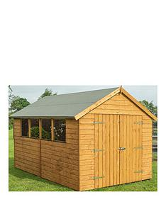 rowlinson-12x8-premier-shed