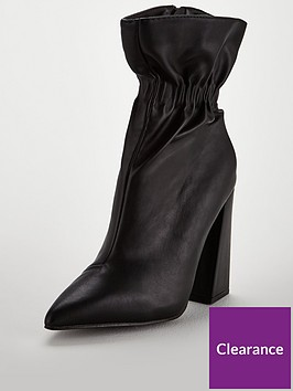 lost-ink-jordan-flared-heel-ankle-boot-black