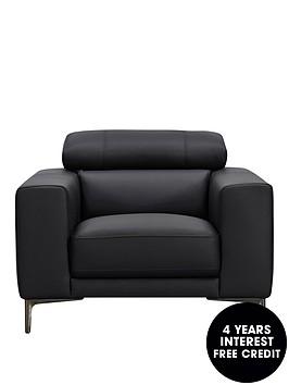 violino-kurt-premium-leather-armchair