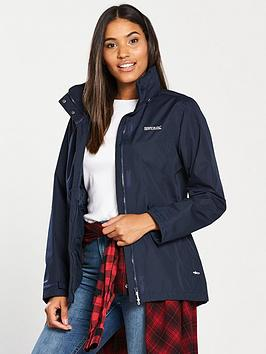 Regatta Regatta Daysha Waterproof Jacket - Navy Picture