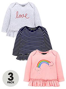 mini-v-by-very-baby-girls-3-pack-frill-tops-multi-coloured