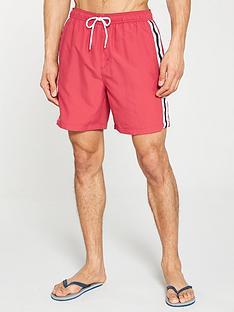 v-by-very-side-stripe-swim-short-red
