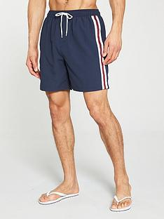 v-by-very-side-stripe-swim-short-navy