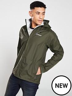 berghaus-deluge-vented-jacket-khaki