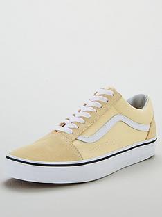 vans-ua-old-skoolnbsp--yellowwhite