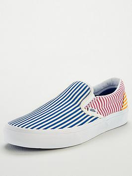 vans-ua-classic-striped-slip-on