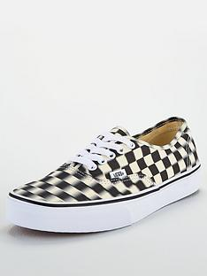 aa0638065b057c Vans Authentic - Black White