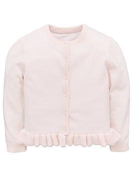 v-by-very-girls-essential-ruffle-frill-cardigan-pink