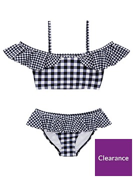 v-by-very-girls-gingham-bikini-blackwhite