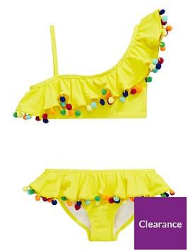 v-by-very-girls-textured-pom-pom-bikini-yellow